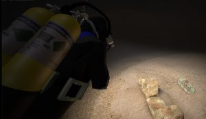New 3D Virtual Tour of the Protected Wreck in Thorness Bay, Isle of Wight