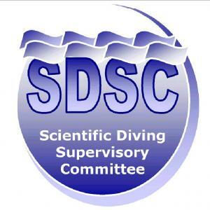 Scientific Diving Supervisory Committee logo